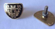 "E-M-F Company EMF 30 Medallion / Emblem Set 1-3/8"" Wide by 1-1/8"" High"