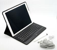 APPLE IPAD PRO 1st GEN 128GB / Wi-Fi & CELLULAR  EXTRAS: KEYBOARD & APPLE PEN