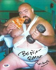 Mike Shaw Bastion Booger Signed WWE 8x10 Photo PSA/DNA COA WWF Picture Autograph