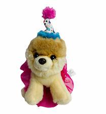 "Gund Itty Bitty Boo Birthday Tutu Puppy Plush Stuffed Dog Animal Toy 5"""