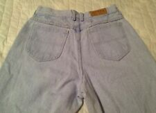 Riders Womens Jeans Size 14 Med Light Blue