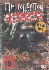 6 Horrorfilme - Audie und der Wolf, Halfway House, Stag Night, Killer Insekten