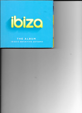 VARIOUS ARTISTS- IBIZA - THE ALBUM DEFINITIVE ANTHEMS( 3 CD 2014)