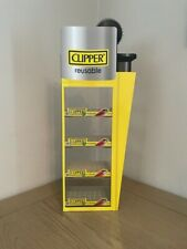 More details for clipper lighter display stand