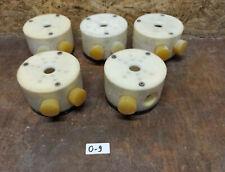 5 x Gießküvette für die moderne Kunststofftechnik aus Laborauflösung
