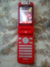 Sharp 902 Ferrari edition Rare collectors phone.