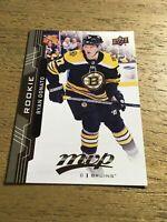 Ryan Donato Bruins 2018-2019 Upper Deck MVP Rookie #232