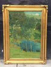 Joseph Raphael 1869-1950 Original Oil California Plein Air Painting Signed Art