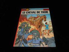 Jacques Martin : Alix : Le cheval de Troie EO Casterman 1988