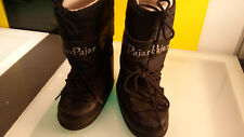 Pajar womens Boots Space age moon good cond size 36