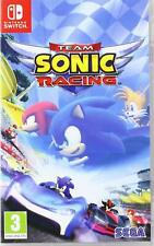 Team Sonic Racing Nintendo Switch Brand New Factory Sealed