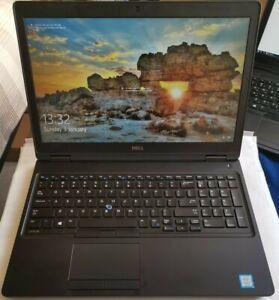 """💫 Dell Precision 5591 CAD/Design 💫 i7-8850H 15.6"""" FHD Touchscreen 16GB 1TB SSD"""