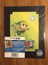 Legend Of Zelda: Phantom Hourglass Limited Edition Cel Art Print - NEW & SEALED
