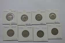 INDIA REPUBLIC 50 PAISE COLLECTION A99 BX10 - 91
