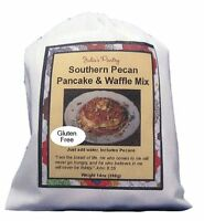 Gluten Free Pecan Pancake and Waffle Mix with 2oz pecans