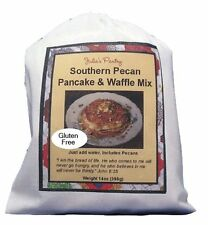 Gluten Free Pecan Pancake and Waffle Mix with 2oz pecans