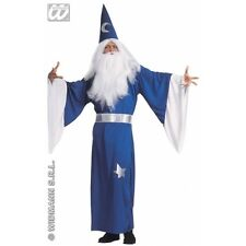 MEDIUM ADULT's Magician COSTUME-Procedura guidata GANDALF dimensioni 4648 UOMO MERLIN