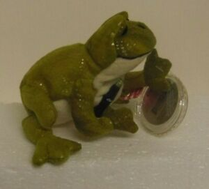 Hopps Corgi Frog Puerto Rico International Coca Cola Coke cap tag protector new