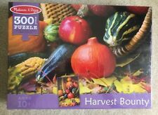 Melissa And Doug Harvest Bounty 300 Piece Puzzle