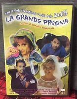 La Grande Prugna (1999) DVD Nuovo Sigillato Littizzetto Iacchetti il Mago Forest