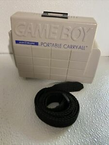 Original Game Boy Portable Hard Carry-All by Asciiware Games Carrying Case