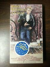 Rebel Without a Cause - 1983 - VHS Tape