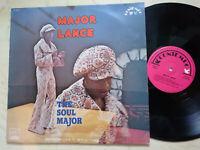 Major Lance Soul Major Rare Northern Soul Vinyl 70s LP