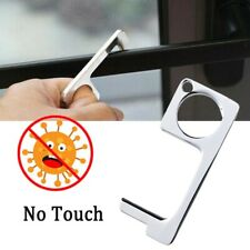 No Touch   Door Handle Opener Key Chain Button Pusher  Same day shipping