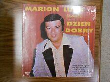 """Marion Lush  Presents DZIEN DOBRY """"White Eagle Polka"""" LP 7720---1977"""