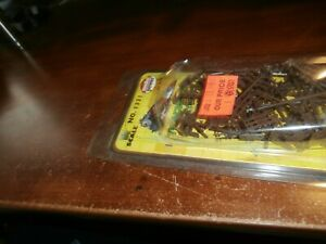 MODEL POWER N-SCALE TRACKSIDE ASSORTMENT-TELEPHONE POLES
