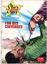 STAR CINE AVENTURES LOT DE 3 NUMEROS (56/61/64)  ANNEES 1960 VOIR SCANS