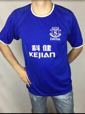 2002-2003 Everton English Premier League vintage retro, replica soccer jersey