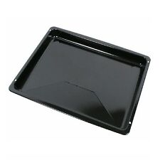 Genuine Howden Lamona Cooker Enamelled Oven Drip Tray 462 X 372 X 37mm 219440101