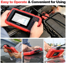 LAUNCH OBD2 Scanner Car Code Reader ABS SRS Oil Reset EPB/SAS/TPMS CRP129X NEW!