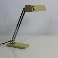 VTG Pfäffle Schreib Tisch Leuchte 60er 70er Jahre Lampe schlichtes DesignVINTAGE