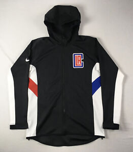 Los Angeles Clippers Nike Jacket Men's Black Dri-Fit NEW Multiple Sizes