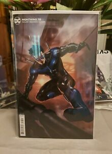 Nightwing 78 * NM * First Appearance