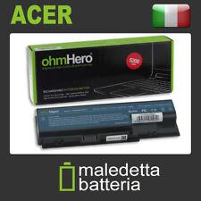 Batteria Ohmhero™ 10.8-11.1V 5200mAh REALI per Acer Aspire 6920G