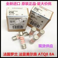 1PCS MERSEN fuse AMP-TRAP fuse ATQ1/2 0.5A 500V Farmelson