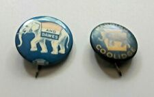 Two Good Coolidge Word Pins