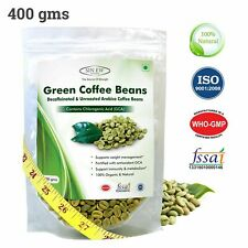Sinew Nutrition Green Coffee Beans 400gm for Weight Management @uk