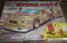 Monogram Miller Buick REGAL NASCAR  #12/84 1/24 Model Car Mountain KIT FS W/TOOL