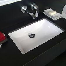 Bathroom Basin Sink Countertop Vanity Bowl Cloakroom Ceramic 520 MM S104