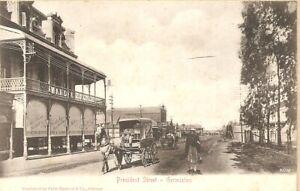 President Street, Germiston, South Africa.