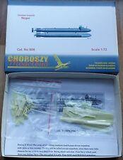 GERMAN TORPEDO NEGER-Choroszy Modelbud-1/72
