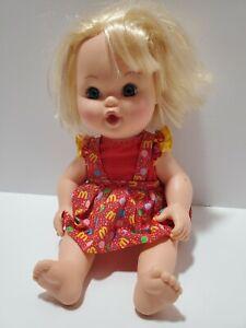 O4 Mcdonald Land McDonald's Birthday Girl Doll 1999 Doll Hasbro
