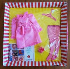 Vintage Barbie Little Bow Pink 1483 NOS - COMPLETE in Package!