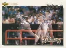 "Lot of 3 Upper Deck Ken Griffey Jr Clearly 5""x7"" Jumbo Cards. NMint"