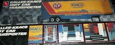 AMT 6018 GALLES KRACO INDY Transporter Trailer 1/25 Model Car Mountain fs STP