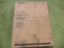 Caterpillar D9R 7TL557- CAT Tractor Parts Manual Book